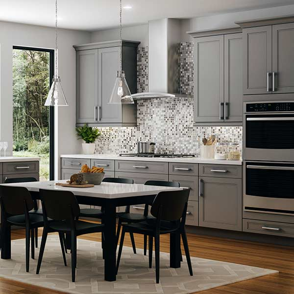 Cabinetry styles from Full Circle Flooring.